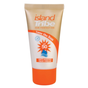Island Tribe SPF 50 Anti-Ageing gezichts crème met collageen
